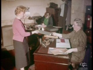 Women in 1950s office