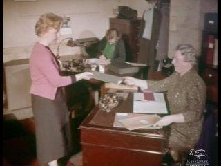 Women in 1950s office